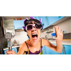 Домохозяйка как вечный двигатель — смешно до колик, но многие узнают себя