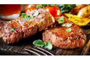 Страви з м'яса. Вегетаріанцям вхід заборонено!