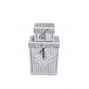 Набор корзин для ванной комнаты Iza-Express Vlada (005)