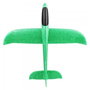 Планер метательный SUNROZ 480 мм Зеленый (SUN0204)