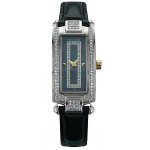 Женские часы Nexxen-12501CL 2T/BLK/BLK Черный