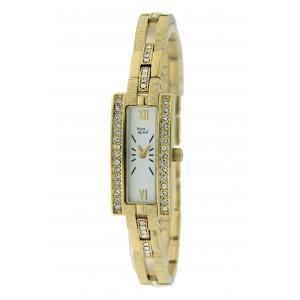 Женские часы Pierre Ricaude 21021.1163QZ Золотистый