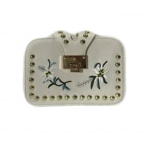 Женская сумка Appi Белая (JY692-1)