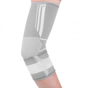 Бандаж спортивный для локтя Spokey SEGRO Серый (s0197)