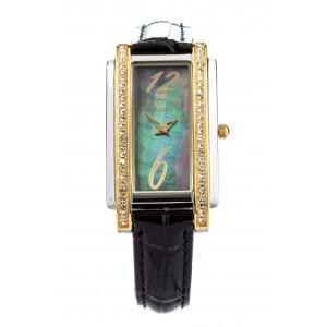 Женские часы Nexxen-12503CL 2T/BLK/BLK Черный