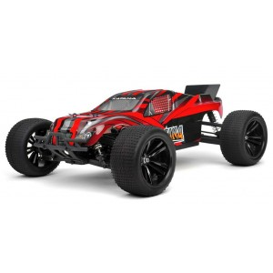 Модель автомобиля Трагги 1:10 Himoto Katana E10XTL Brushless Красный (E10XTL)