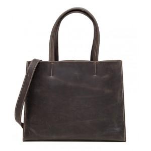 Женская сумка TIDING BAG GW9960-1DB Темно-серая (PliV12794)