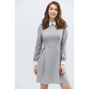 Платье Jill 10124-29 S Серый