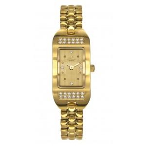 Женские часы Appella A-4236A-1005 Золотистый
