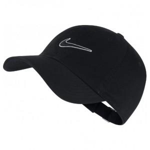 Кепка Nike U H86 Cap Essential Swoosh Черный (943091-010)