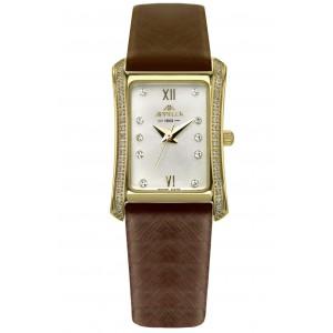 Женские часы Appella A-4326A-1011 Коричневый