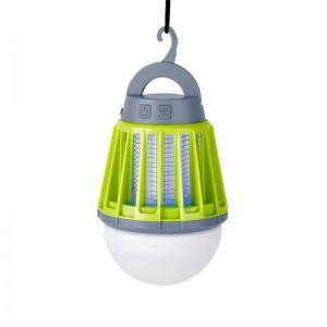 Уничтожитель комаров и насекомых KILNEX 2 в 1 антимоскито ловушка + USB LED лампа (hub_XyBP40176)
