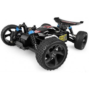 Модель автомобиля Багги 1:18 Himoto Spino E18XB Brushed Черный (2711896165954)