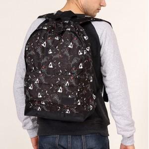 Рюкзак STWR Chicago Черный с разноцветным (5000223)