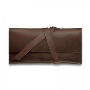 Тревел-кейс с лентой Шоколад (152-15111419)