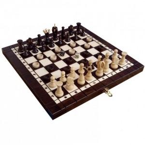 Комплект Madon шахматы/шашки/нарды средние 35.5х35.5 см (с-143)