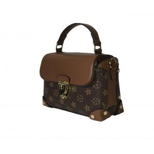 Женская сумка Appi Коричневая (YU170-2)