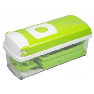 Терка-овощерезка-шинковка Nicer Dicer Plus Green Original Зеленая