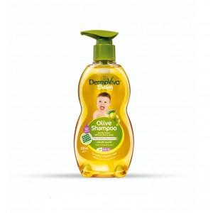 Шампунь Dabur Dermoviva з Оливковою олією для дітей 200 мл (D11448)
