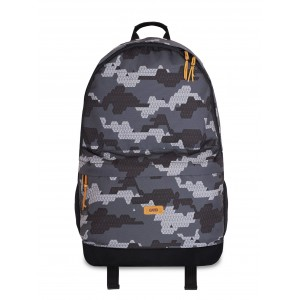 Рюкзак GARD BACKPACK-2 | gray triangle print 1/18 45х32х14 см Серый (BP2-0006/GRD)
