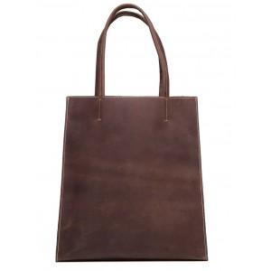 Женская сумка TIDING BAG GW9960R Коричневый (PliV12796)