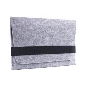 Войлочный чехол-конверт Gmakin для Macbook Air/Pro 13.3'' горизонтальный (GM15)