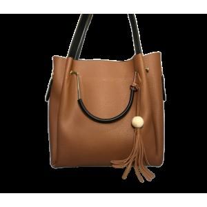 Женская сумка Appi Коричневая (SL1656_3)