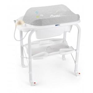 Пеленальный столик CAM Cambio Серый (451380282)