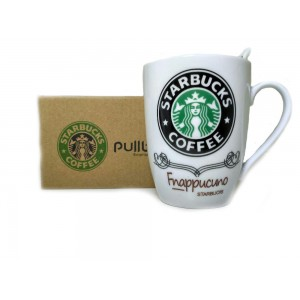 Чашка керамическая Starbucks R82530 270 мл Белая (gr006487)