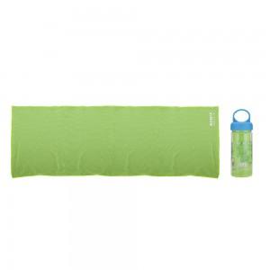 Охлаждающее полотенце ROMIX Зеленое (RH24-0.9GN)