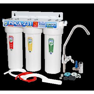 Проточный фильтр Роса 231 для жесткой воды (231)
