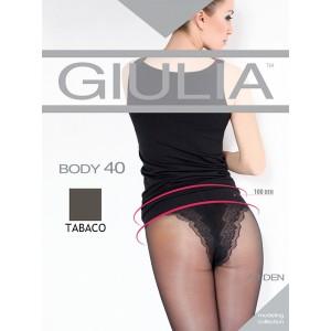 Колготки Giulia Body 40 ден 2 р Tabaco (1526442)