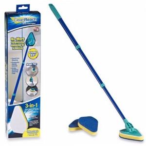 Универсальная чистящая щетка-швабра Clean Reach (001430)