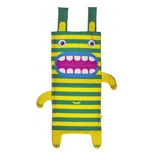 Мешок для игрушек bq-style Брудожер Зеленый (11-100111)