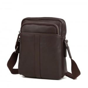 Мессенджер Tiding Bag M47-21109-1C Коричневый