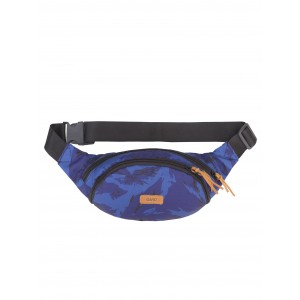 Cумка на пояс GARD WAIST BAG | tiger blue camo 2/18 22х12 см Синий (WB0009/GRD)