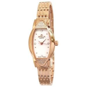 Женские часы Appella A-4090A-4001 Золотистый