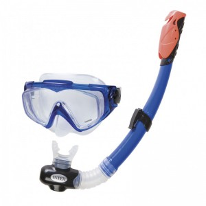 Набор для плавания Intex 55961 гипоалергенный Cиний (int55961)