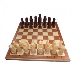 Шахматы Madon Hiszpanski dwor интарсия 58.5х58.5 см (с-121)