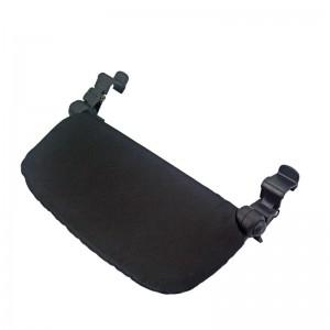 Подножка открытого типа для коляски Yoya 175 Черная (YY2018P01)