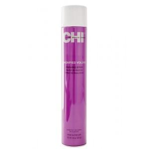 Влагоустойчивый быстросохнущий лак CHI Magnified Volume Spray 567 г