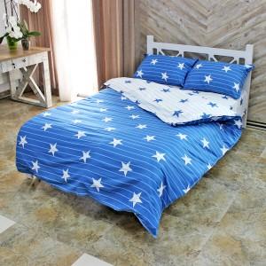 Комплект постельного белья Moorvin Сатин Полуторный 150х215