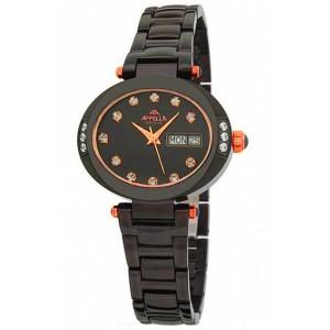 Женские часы Appella A-4176A-8004 Черный