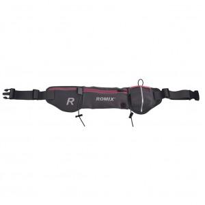 Сумка-пояс ROMIX с карманами Grey (RH42GR)