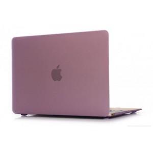 Пластиковый чехол Grand для MacBook 12-inch Retina Фиолетовый (AL345-12New)