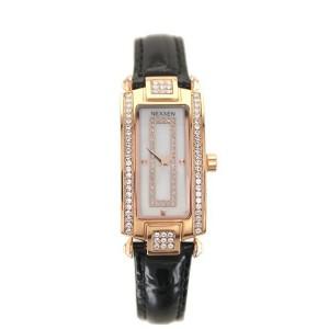 Женские часы Nexxen-12501CL RG/SIL/BLK Черный