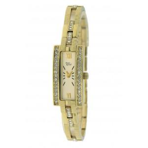 Женские часы Pierre Ricaude 21021.1161QZ Золотистый