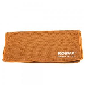 Охлаждающее полотенце ROMIX Оранжевое (RH24-0.9OR)