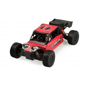 Модель автомобиля Багги песчанная 1:14 LC Racing DTH бесколлекторная Красная (2711577238458)