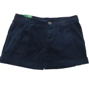 Шорты United Colors of Benetton вельветовые 150 см Темно-синие (4EH6593F0)